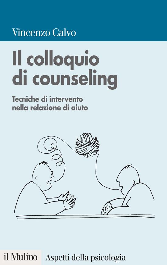 Copertina del libro Il colloquio di counseling