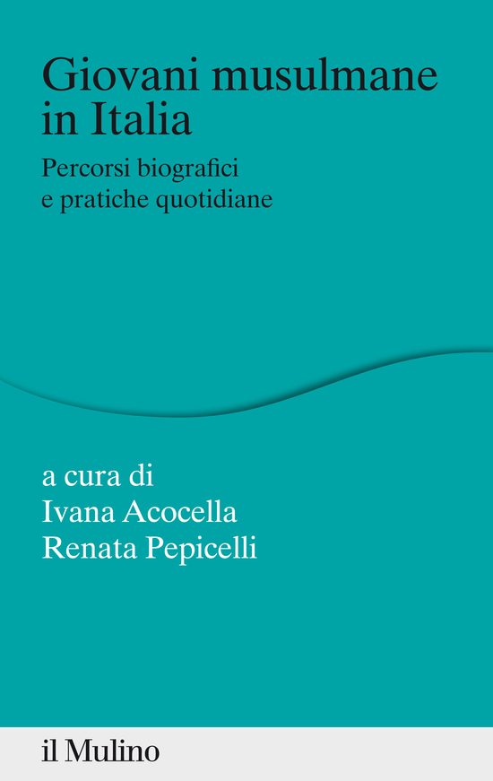 Copertina del libro Giovani musulmane in Italia