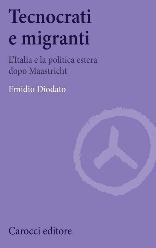 Copertina del libro Tecnocrati e migranti