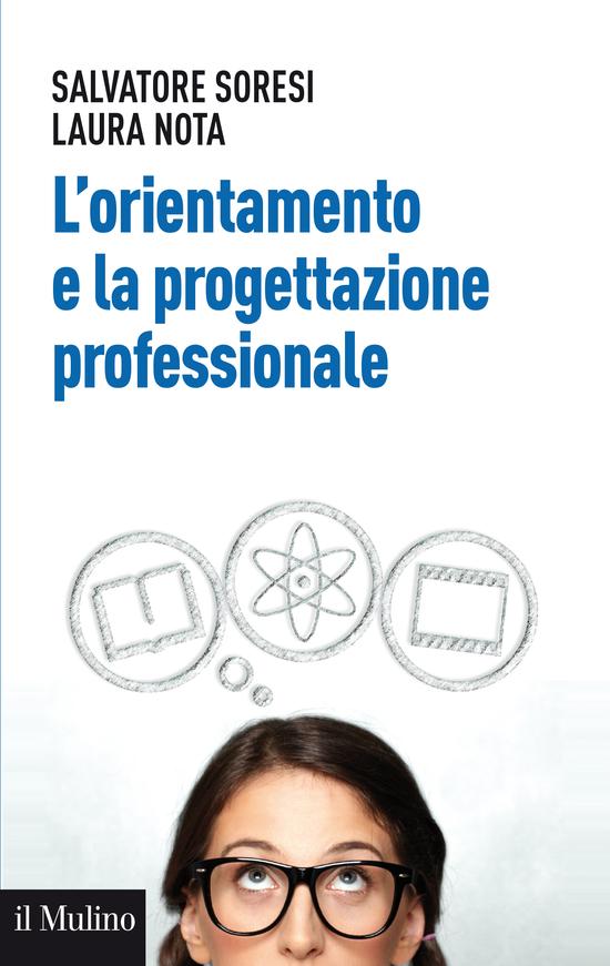 Copertina del libro L'orientamento e la progettazione professionale